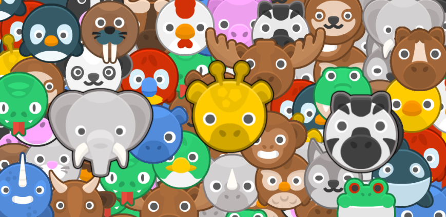 zoo party banner